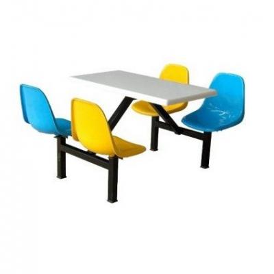 天津餐桌椅 食堂餐桌椅 员工餐桌椅