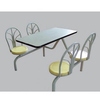 员工餐桌椅 食堂餐桌椅 天津餐桌椅