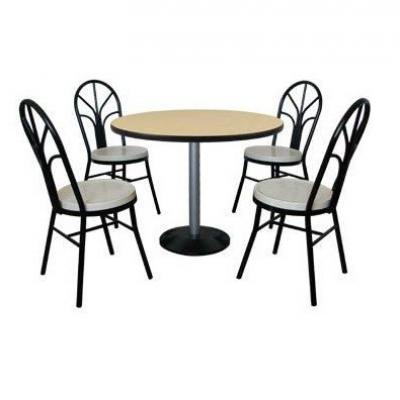 天津食堂餐桌椅 雄安新区餐桌椅