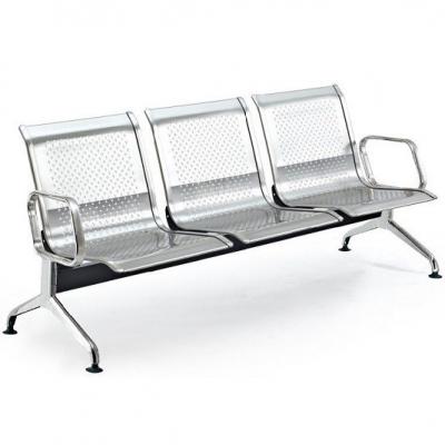 不锈钢排椅|不锈钢等候椅|天津连排椅