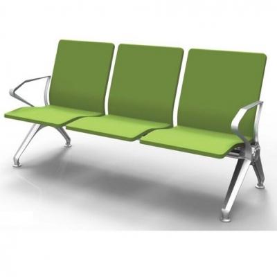 天津聚氨酯PU等候椅|机场椅|连排椅