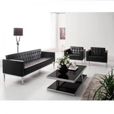 现代沙发|现代真皮沙发|天津家具厂