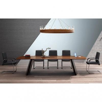 时尚会议桌|实木会议桌|天津家具厂