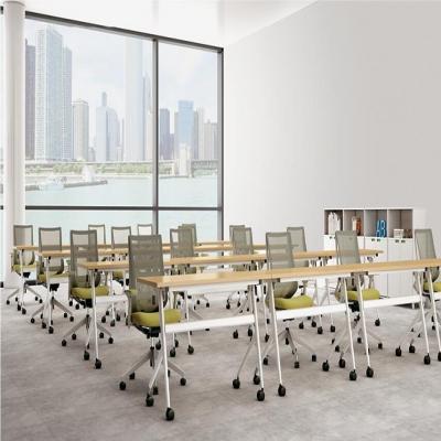培训桌|钢木培训桌|天津培训室家具