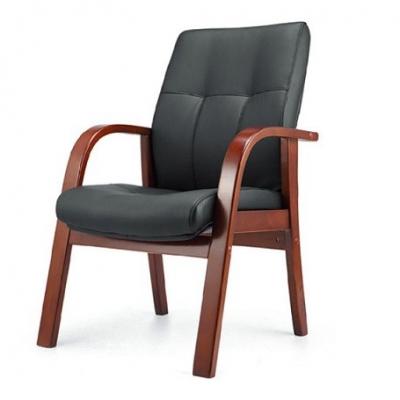 实木会议椅 真皮会议椅 天津会议椅