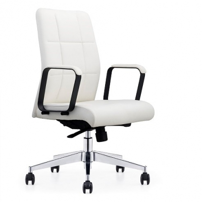 天津高端座椅 真皮员工座椅