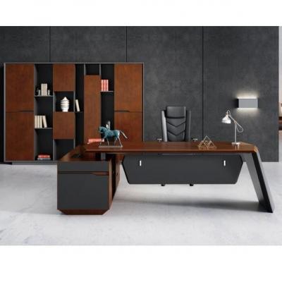 现代大班台|时尚老板桌